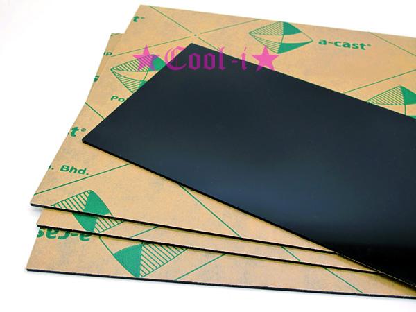 MY GADGETS: 【Grade A】 Glossy Black Acrylic sheet/ board