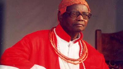 Oba Of Benin,Oba Erediauwa Dies At 93