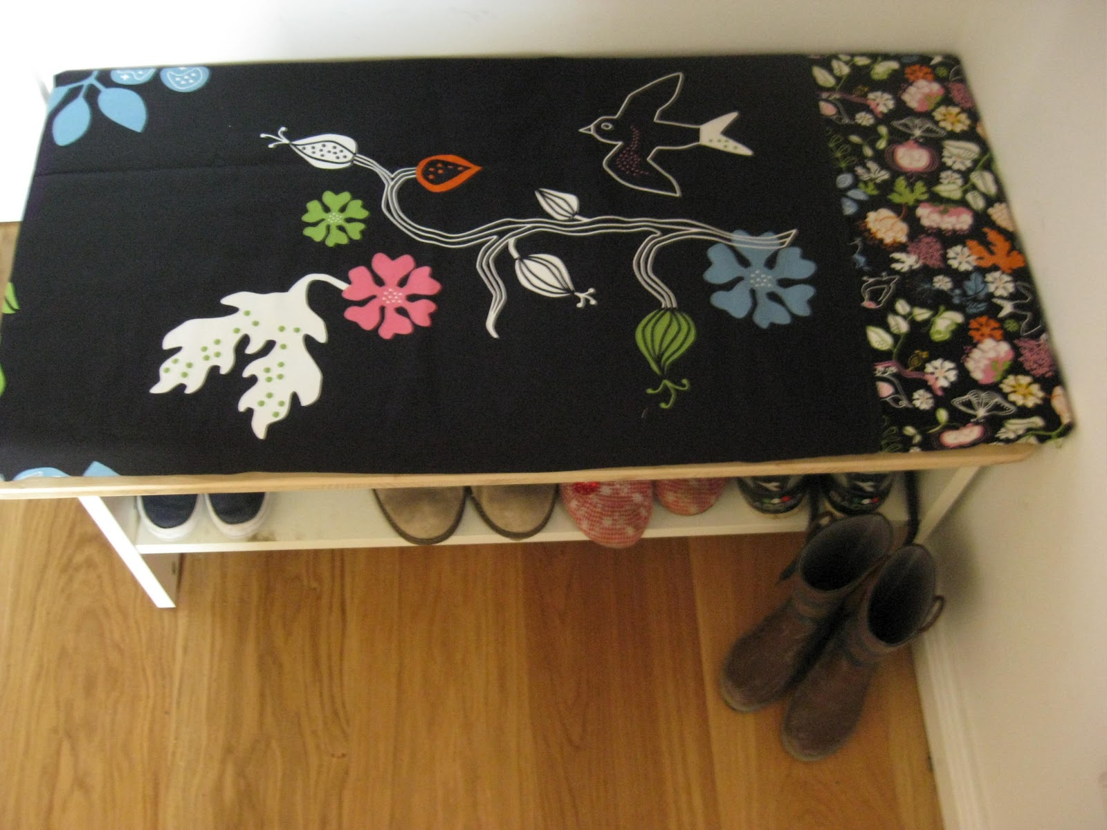 unikat anleitung polsterbezug. Black Bedroom Furniture Sets. Home Design Ideas