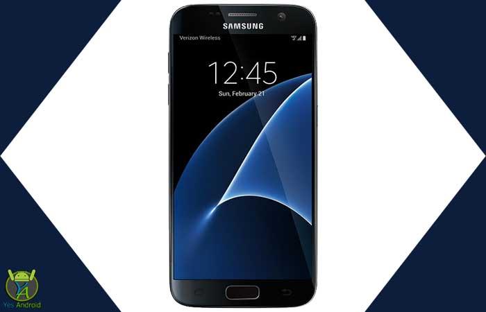Verizon Samsung Galaxy S7 SM-G930V Nougat | G930VVRU4BQC5