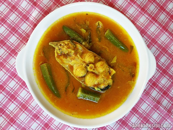 ikan patin masak tempoyak asli temerloh
