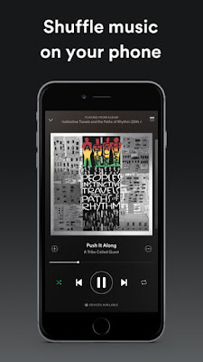 Download Spotify Music 5.7.0 IPA For iOS