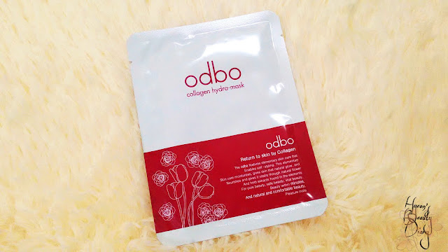 Odbo; Collagen Hydra-Mask; Review