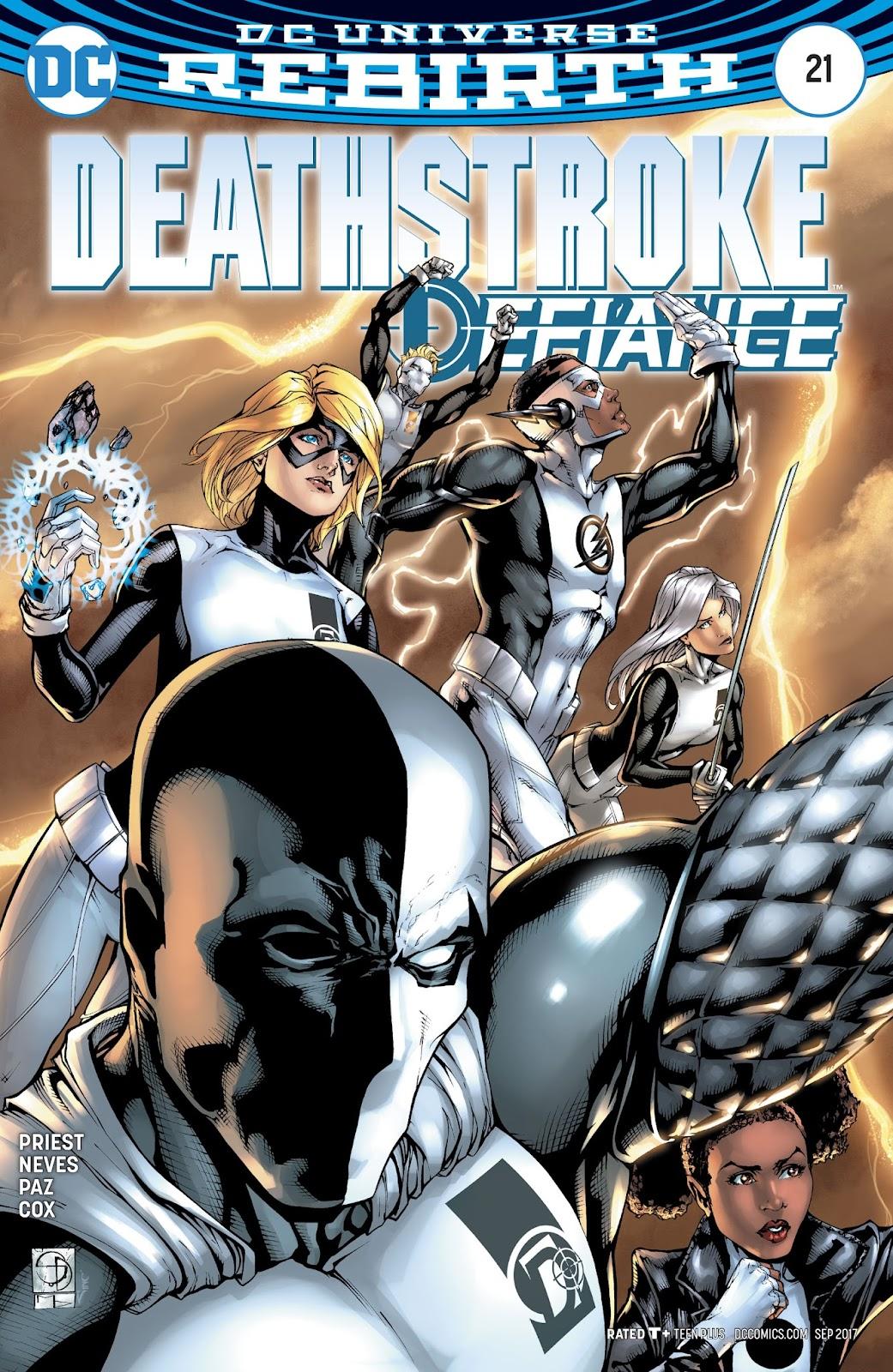 Read online Deathstroke (2016) comic -  Issue #21 - 3