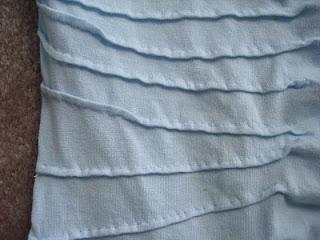 diy: camiseta con pliegues en el costado