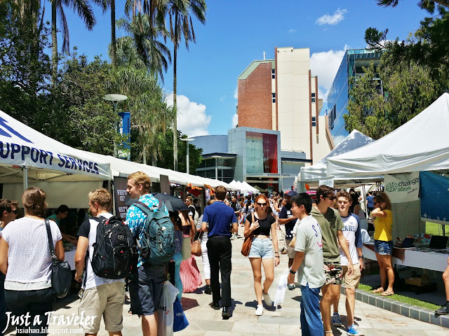 Australia-brisbane-university-master-bachelor-degree-campus-photo-kg-gp-student-qut-gp-campus-orientation-free-bbq