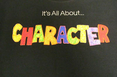 photo of It's All About Character