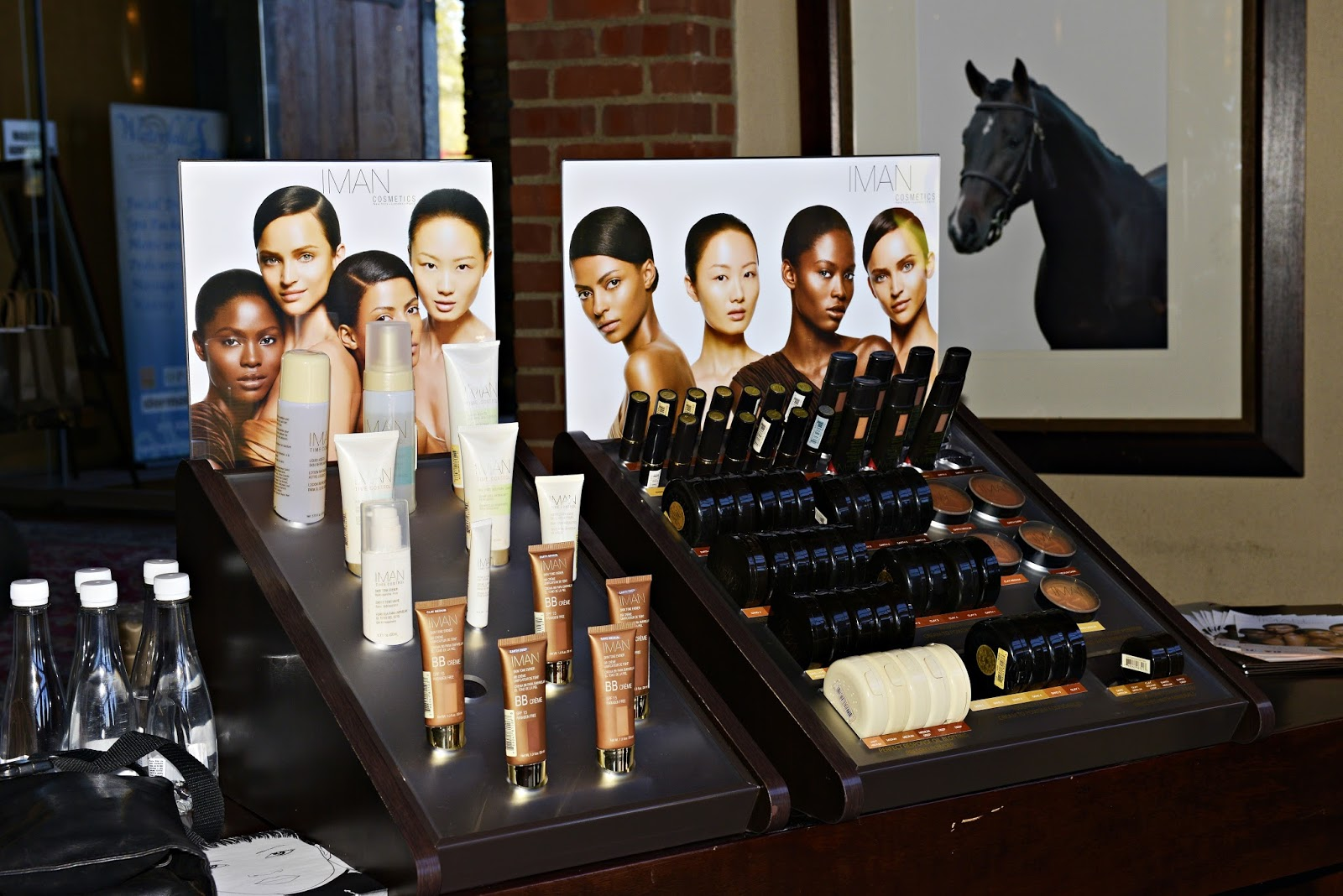 IMAN Cosmetics Beauty Blogging