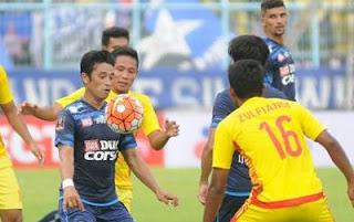 Arema Menang 2-0 atas Bhayangkara FC
