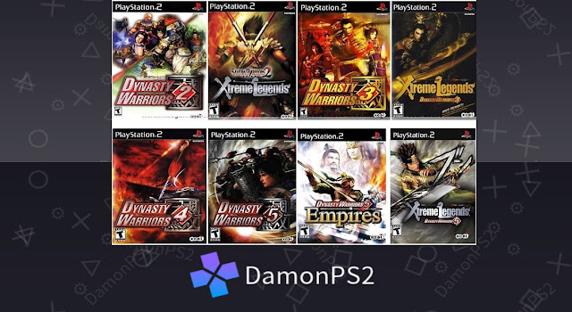 download damon ps2 pro
