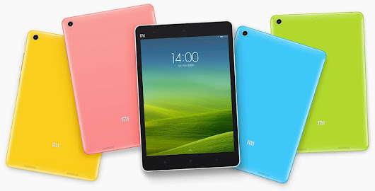 Xiaomi Announces the Mi Pad, First Tegra K1 Tablet