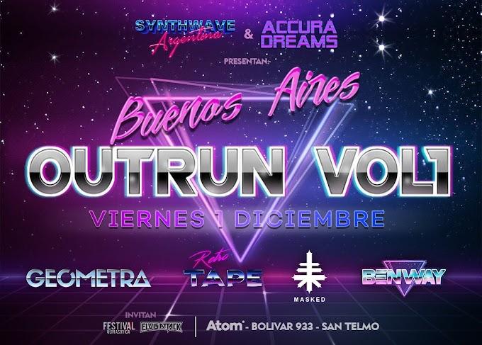 Buenos Aires Outrun Vol.1