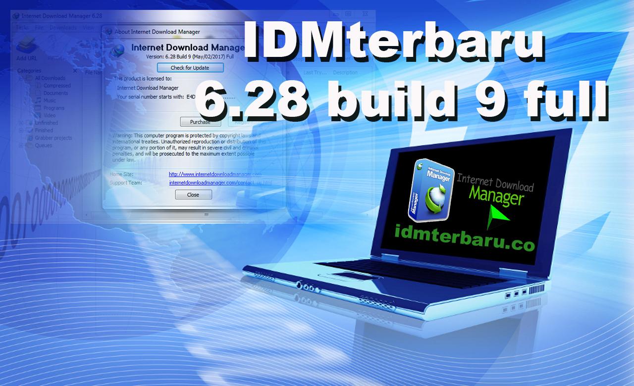 Download Idm 6 28 Build 11 Tanpa Registrasi