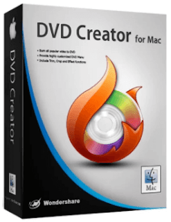 Wondershare DVD Creator Discount Coupon for Mac
