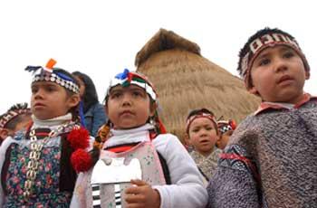 Pueblos originarios para Nivel Inicial
