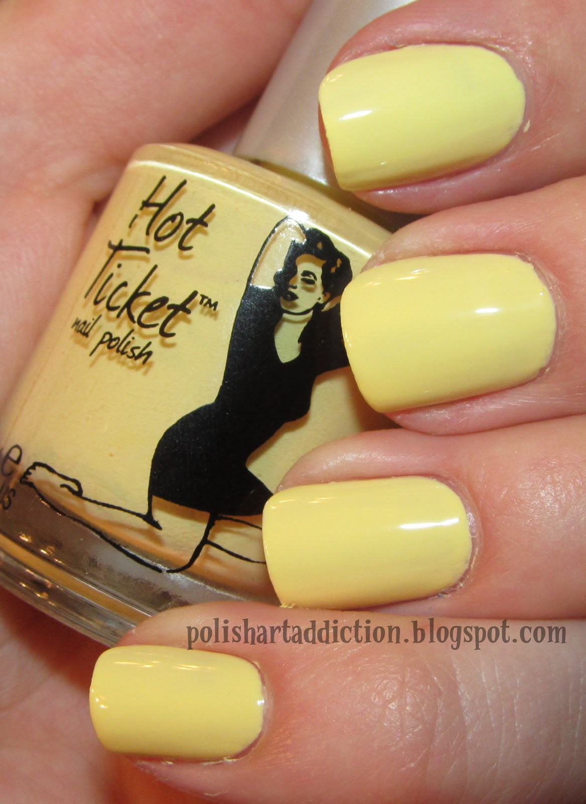theBalm Hot Ticket - Mellow Yellow