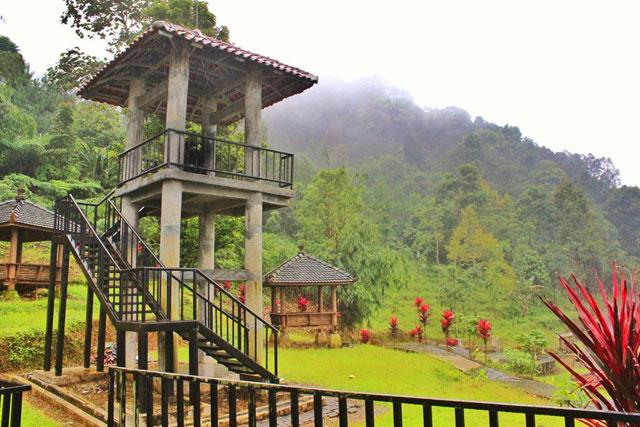 Objek Wisata Linggoasri