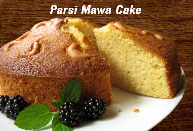 Parsi Mawa Cake Recipe