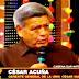 CÉSAR ACUÑA: REGALÓ DINERO Y BIENES EN PROGRAMA DE TV