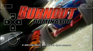 BURNOUT DOMINATOR ISO PPSSPP