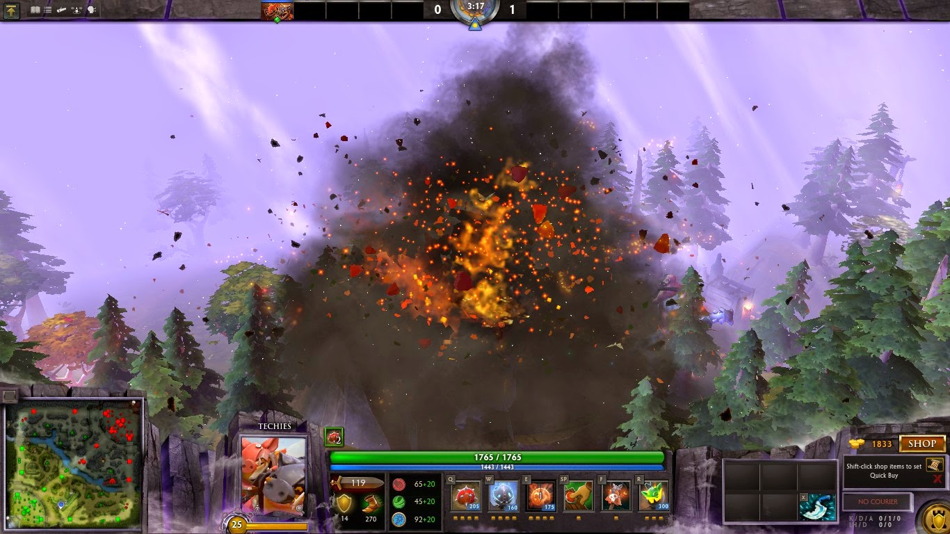 Dota 2 Mod Gravelmaw Deep Magma Immortal Items: Dota 2 Mod : Techies Swine Of The Sunken Galley Bundle