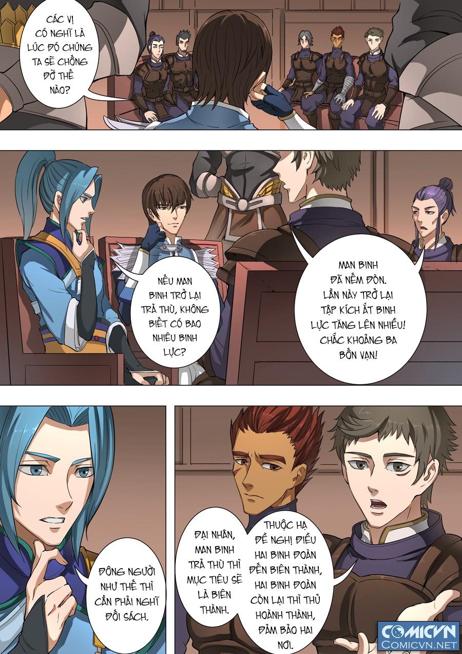 Đường Dần tại Dị Giới trang 5