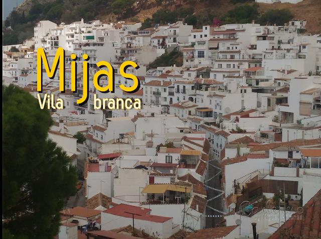 Mijas, a vila branca de Málaga