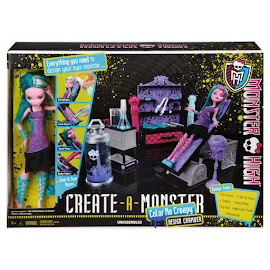 MH Create-a-Monster Design Chamber Doll