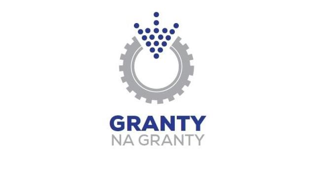 Logo programu Granty na granty