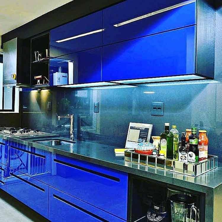 25 + Minimalist Kitchen Set Aluminium Model