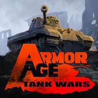 Armor Age Tank Wars Free Upgrade MOD APK