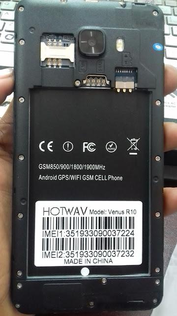 Hotwav Venus R10 Flash File Lcd Or Display Problem Fix Sc7731 6.0