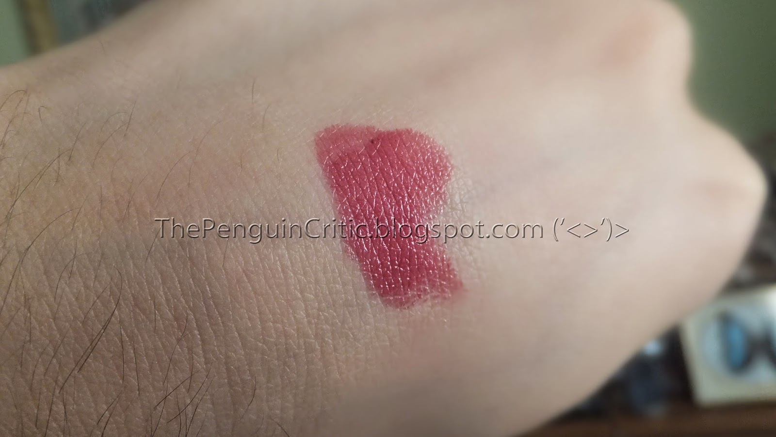 Cremesheen Lipstick by MAC #9