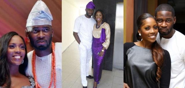 Teebillz is Thankful Tiwa Savage Accepted Him Back, Says He Can Smile Again