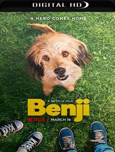 Benji 2018 – Torrent Download – WEB-DL 720p e 1080p Dublado / Dual Áudio