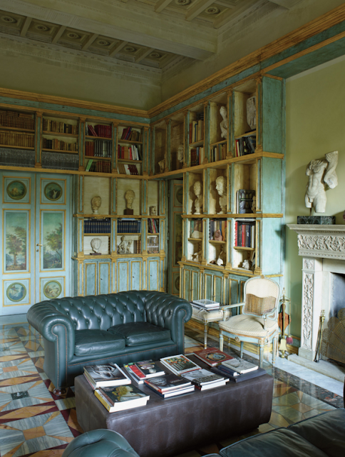 library, antiquities books  | The New York Times Photographs by Henry Bourne