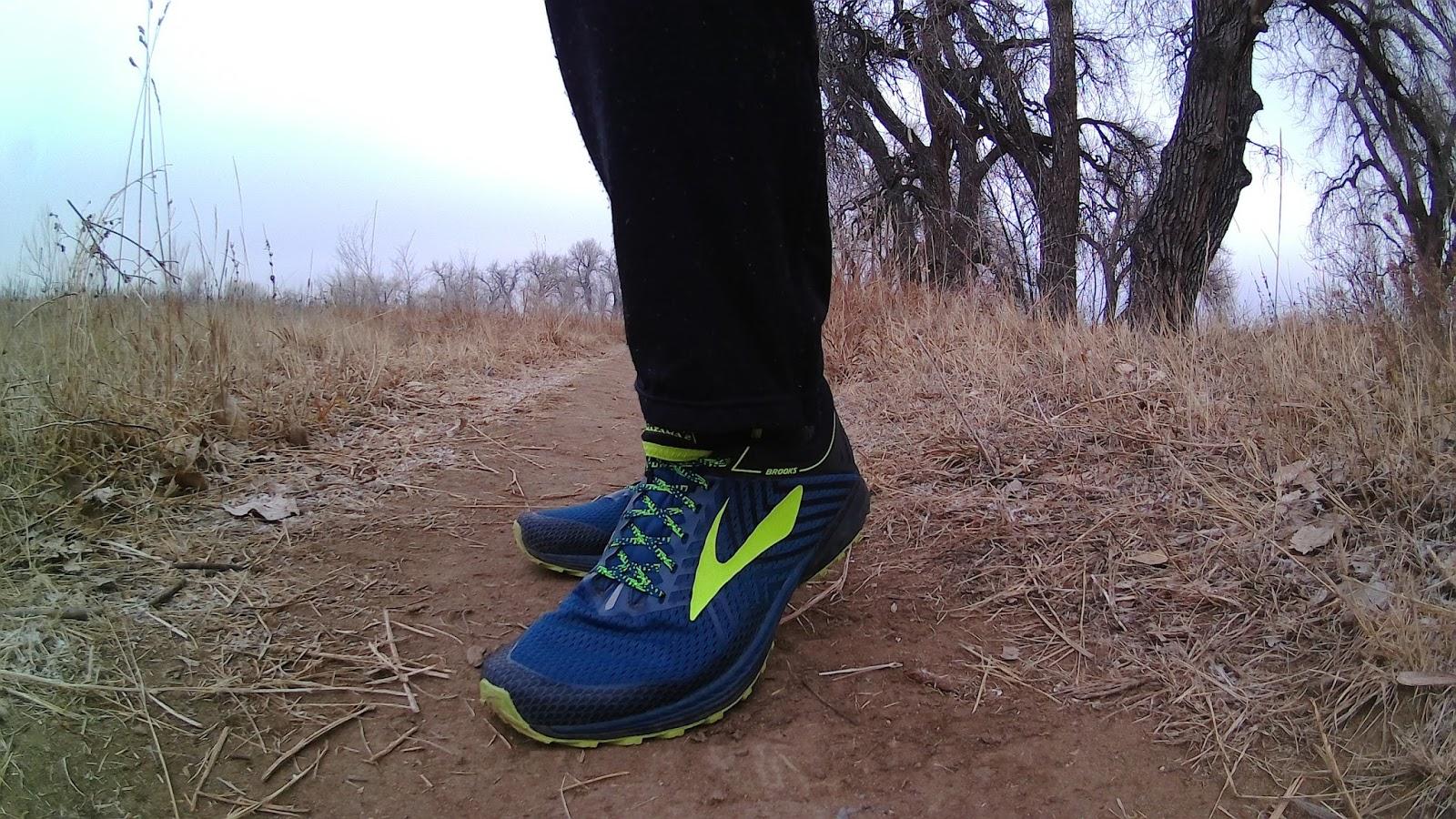 a16456bac8b Road Trail Run  Brooks Running Mazama 2 Review - Fastest Uphill ...