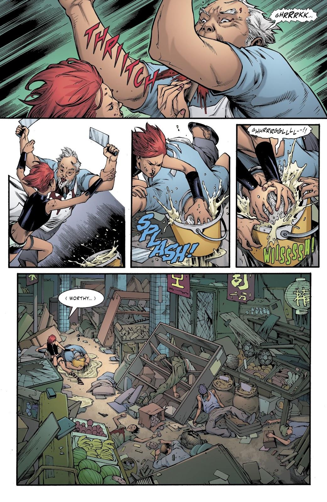 Read online Deathstroke (2016) comic -  Issue #21 - 9