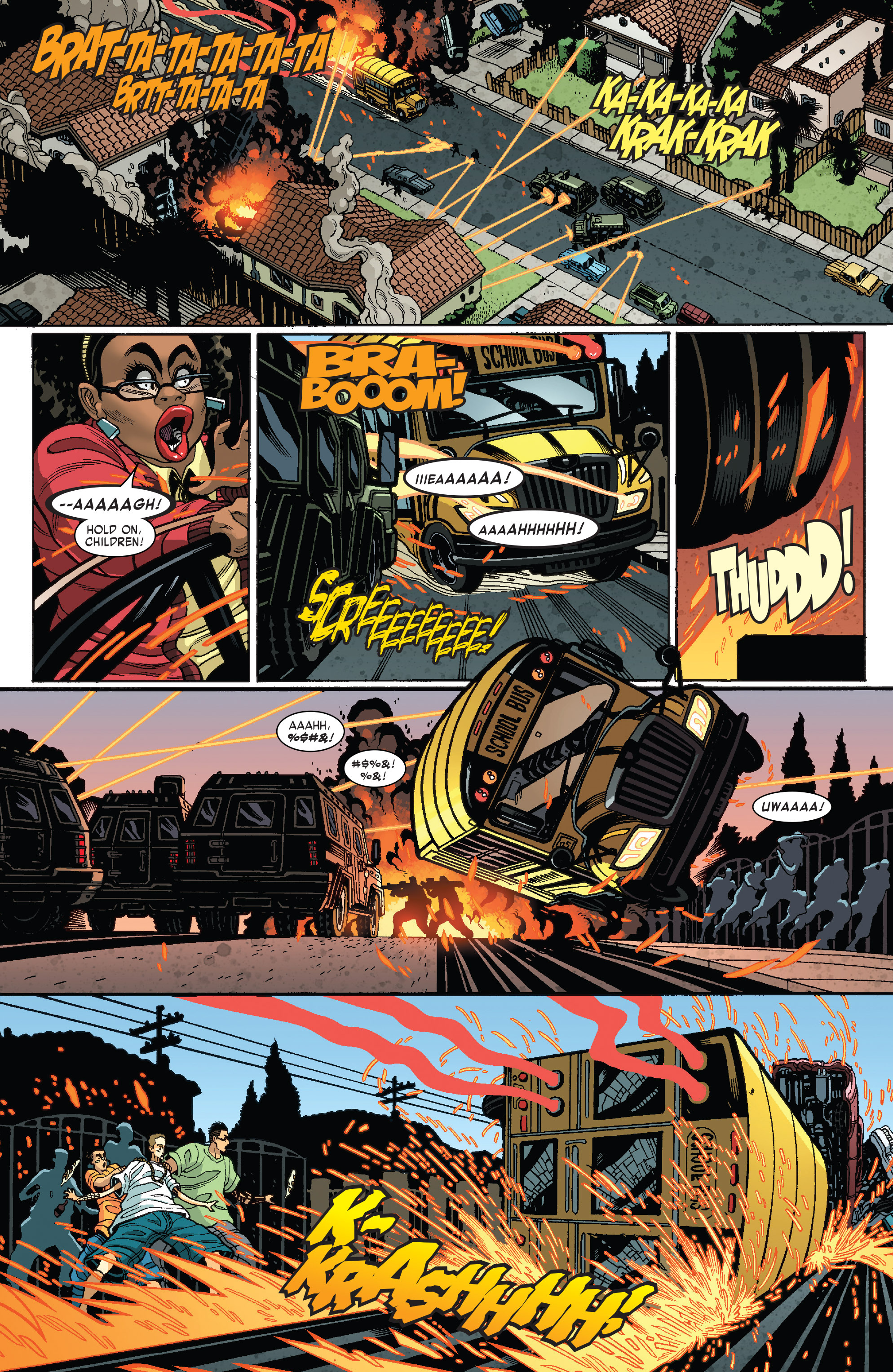 Read online All-New Ghost Rider comic -  Issue #5 - 10