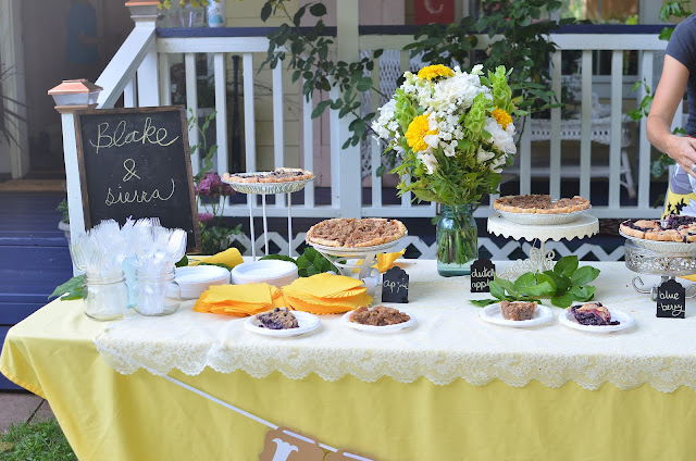 My DIY Wedding Reception