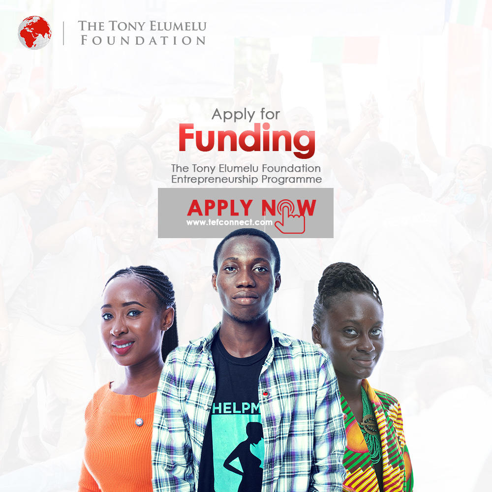The TEF Entrepreneurship Programme empowers #AfricanEntrepreneurs