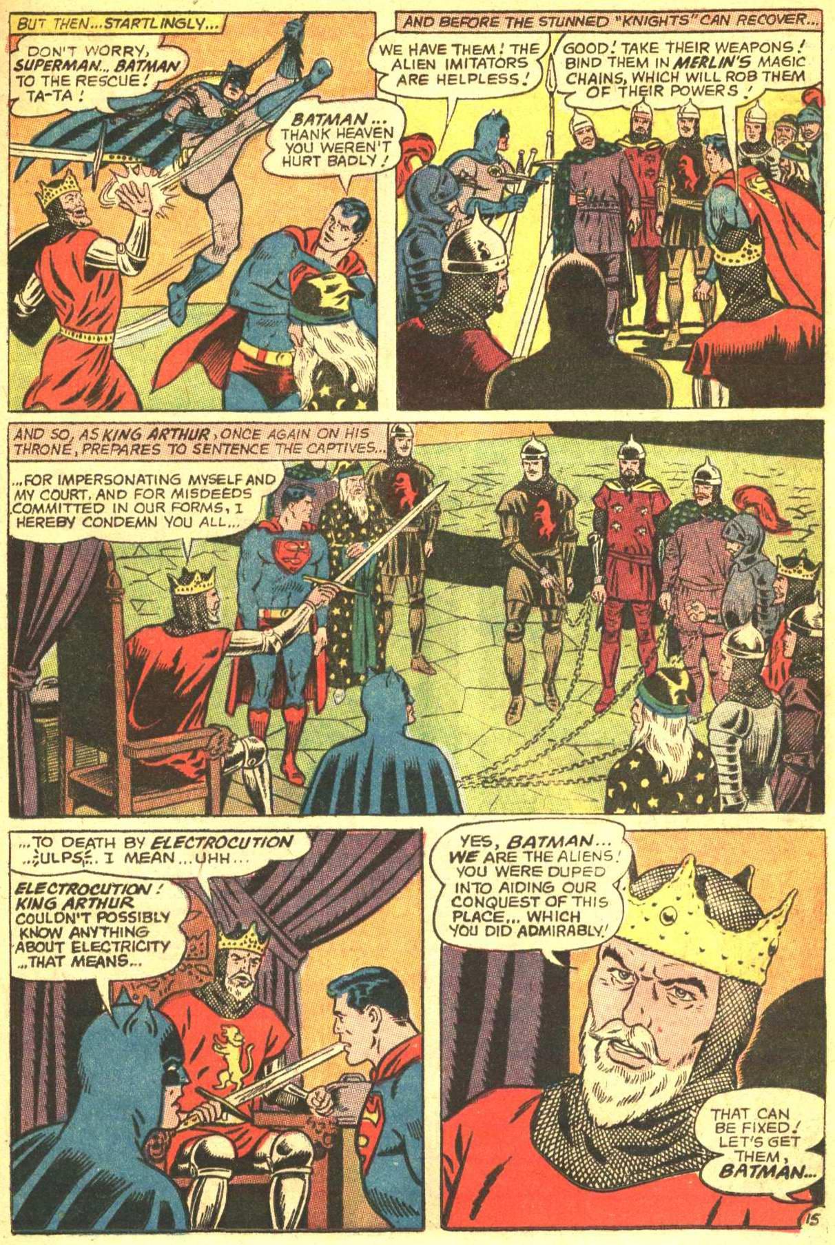 Read online World's Finest Comics comic -  Issue #162 - 21