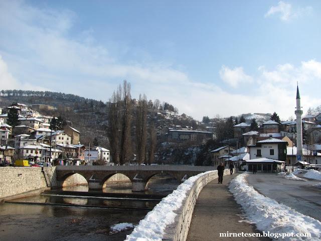 Инат-Куча, Сараево