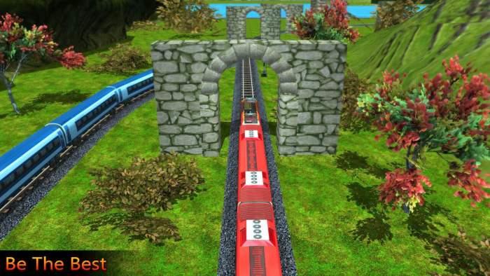 Subway Bullet Train Sim APK Download