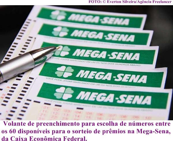 c19ac0d2495 MEGA DA VIRADA 2018  CONFIRA OS NÚMEROS SORTEADOS.
