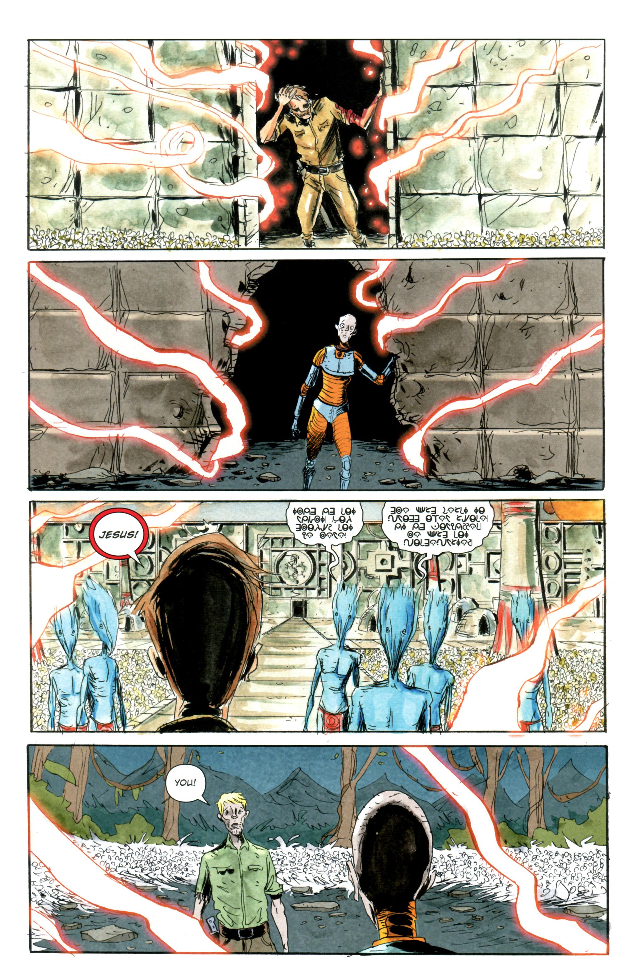 Read online Trillium comic -  Issue #3 - 17
