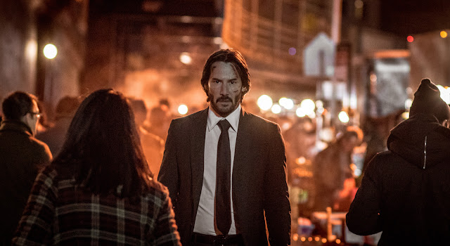Keanu Reeves Chad Stahelski | John Wick: Chapter 2