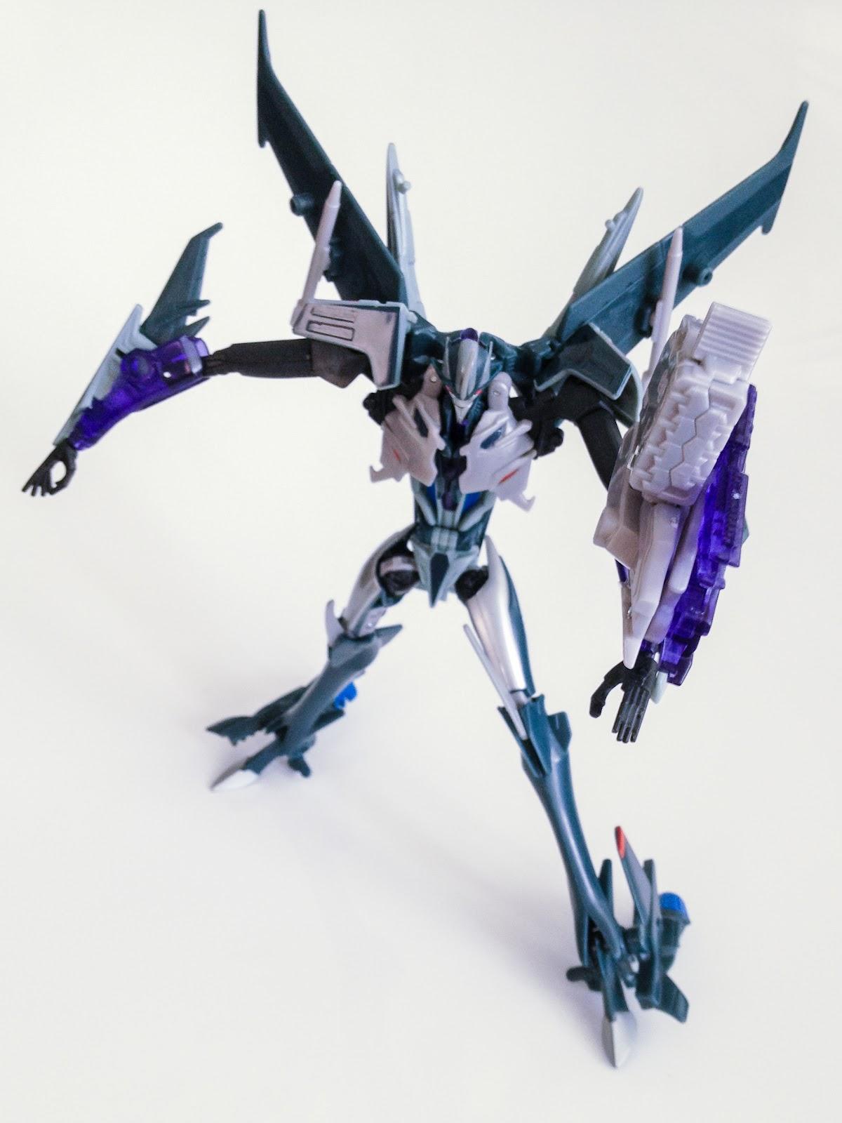 Red Dot Hobbies  Transformers Prime Prid Voyager Starscream