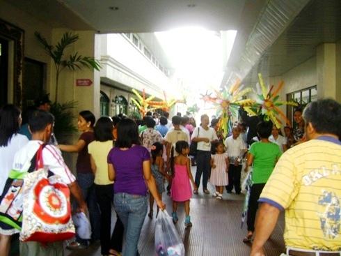 HAPI - C: Santacruzan Parade at Perpetual Succour Hospital