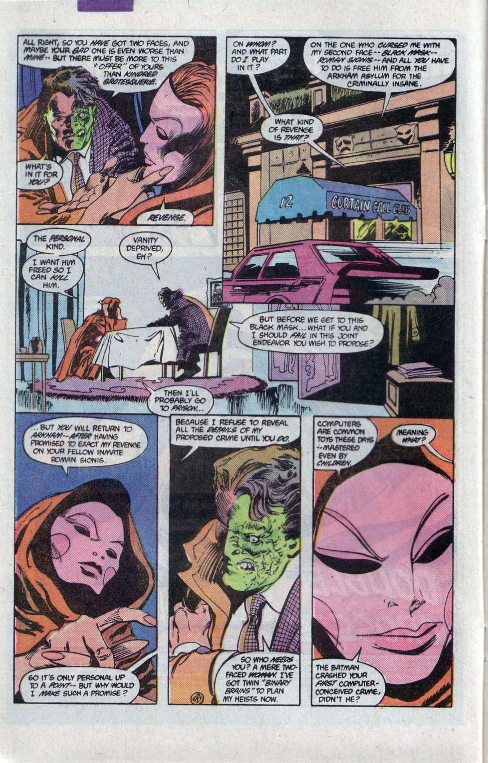 Detective Comics (1937) 564 Page 2